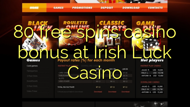 Play Irish Luck Slots Online at Casino.com South Africa