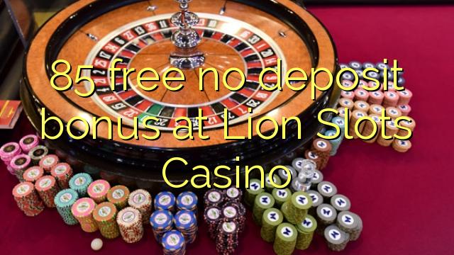 online casino uk lion bonuses