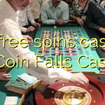 85 free spins casino at Coin Falls Casino