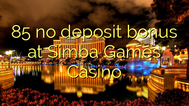 free online casino games simba spiele