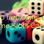 90 free spins at Prime Slots Casino