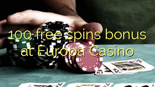 bonuscode europa casino