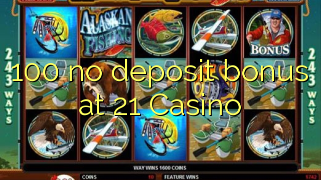 21 casino bonus codes