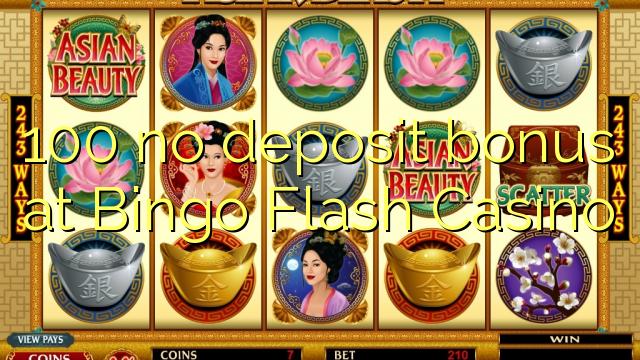 flash casino no deposit bonus codes