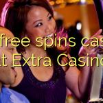 115 free spins casino at Extra Casino