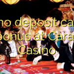 115 no deposit casino bonus at Carat Casino