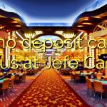 115 no deposit casino bonus at Jefe Casino