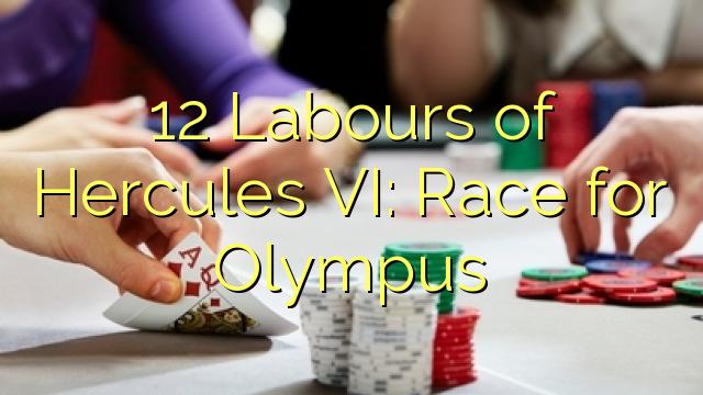 12 Lucrările lui Hercule VI: Cursa pentru Olympus