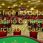 120 free no deposit casino bonus at Circus.be Casino