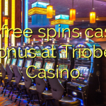 130 free spins casino bonus at Triobet Casino