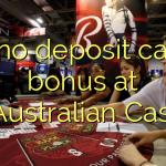 130 no deposit casino bonus at AllAustralian Casino