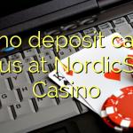 130 no deposit casino bonus at NordicSlots Casino