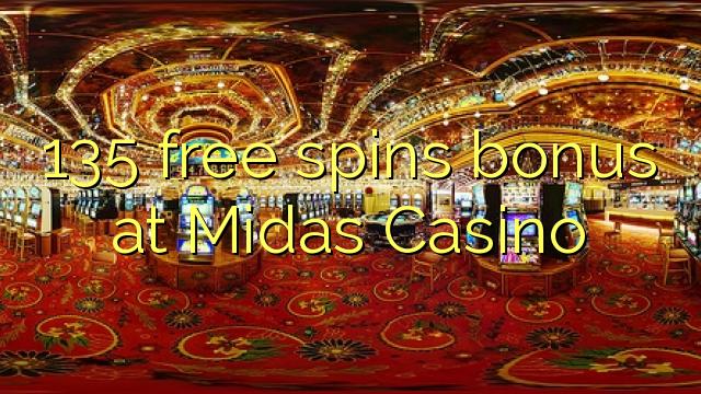 midas casino no deposit bonus