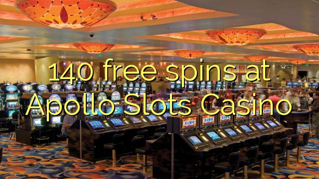 Apollo slot casino free coupons