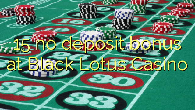 black lotus casino no deposit bonus codes 2019