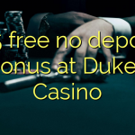 155 free no deposit bonus at Dukes Casino