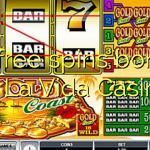25 free spins bonus at La Vida Casino