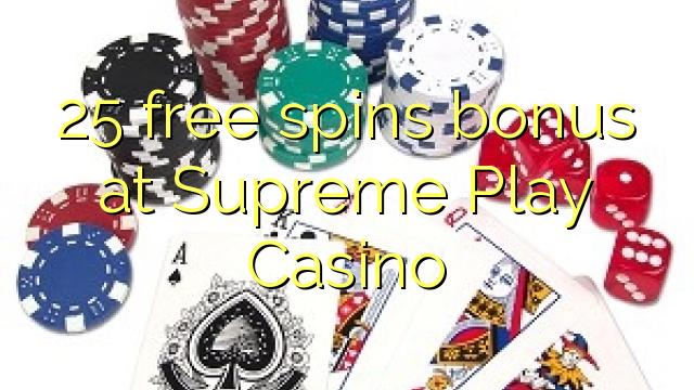 supreme play casino mobile