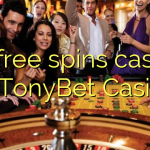 30 free spins casino at TonyBet Casino