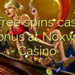 40 free spins casino bonus at Noxwin Casino