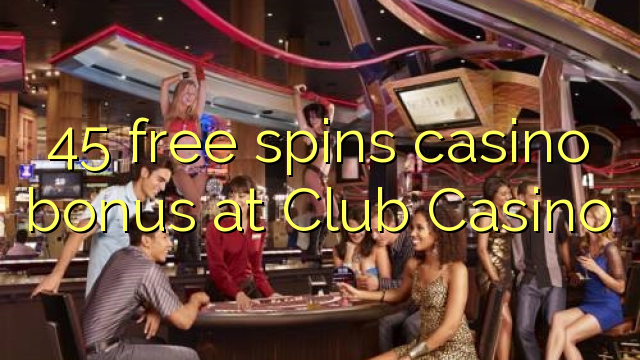 spin club casino online