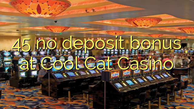 no deposit casino bonus cool cat