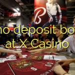 45 no deposit bonus at X Casino