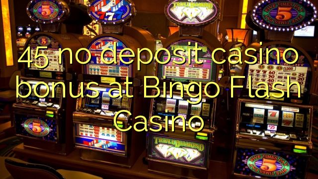 online flash casino no deposit bonus