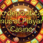 45 no deposit casino bonus at Playamo Casino