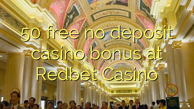redbet casino no deposit bonus