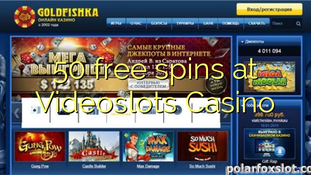 Slots 50 free spins
