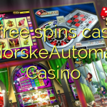 50 free spins casino at NorskeAutomater Casino