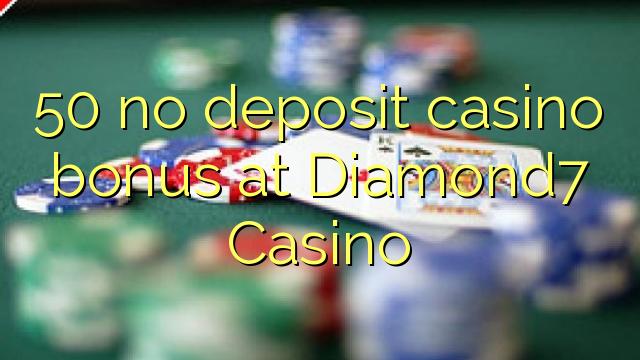 Diamond50 காசினோவில் எந்த வைப்பு காசினோ போனஸ் இல்லை