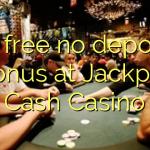 55 free no deposit bonus at Jackpot Cash Casino