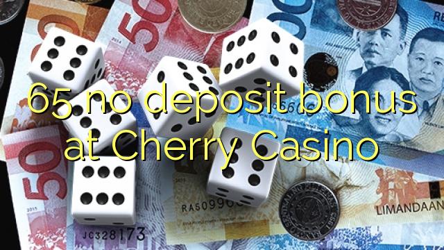 no deposit bonus cherry casino