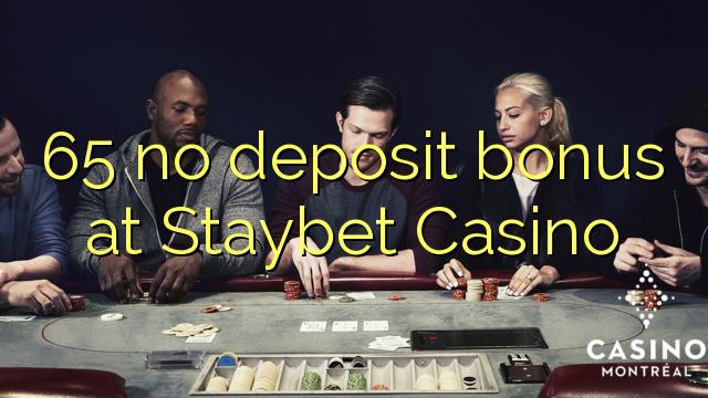 65 нест бонус амонатии дар Staybet Казино