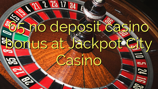 jackpot city casino no deposit bonus 2019