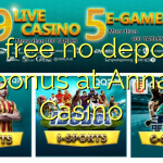 70 free no deposit bonus at Anna Casino