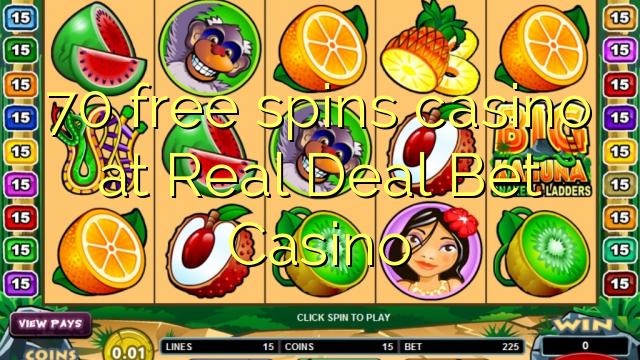 real deal bet casino no deposit
