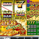 70 free spins casino bonus at Total Gold Casino