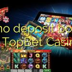 70 no deposit bonus at TopBet Casino