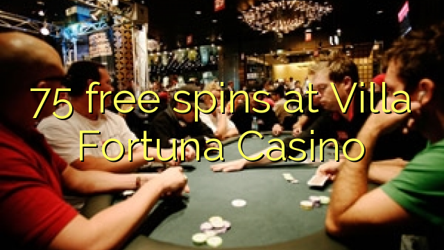 no deposit bonus codes for villa fortuna casino
