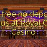 80 free no deposit bonus at Royal Club Casino