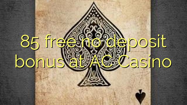 Ac casino no deposit bonus