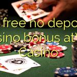 85 free no deposit casino bonus atVal Casino
