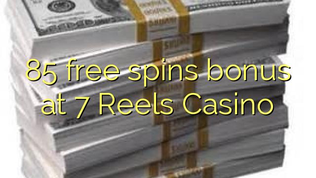 no deposit bonus for 7 reels casino