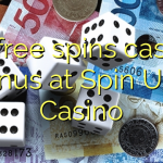 85 free spins casino bonus at Spin USA Casino