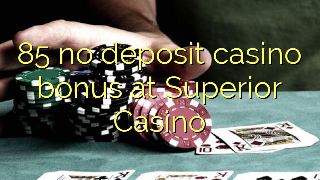 no deposit bonus codes superior casino