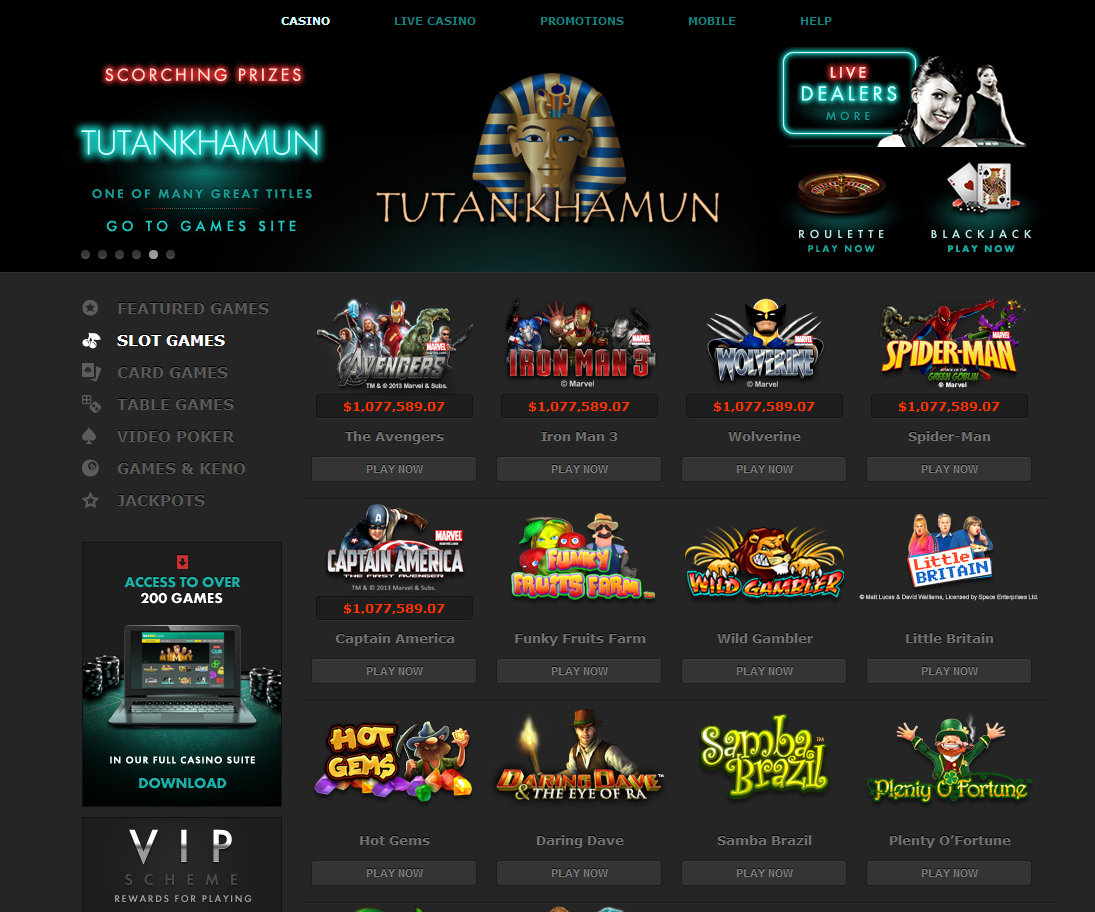 no deposit sign up bonus casino online casino games