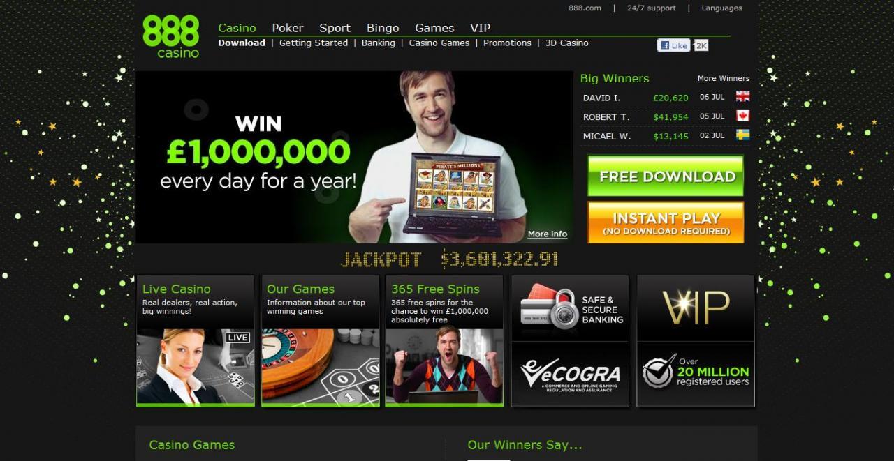 online casino 888 crazy cactus